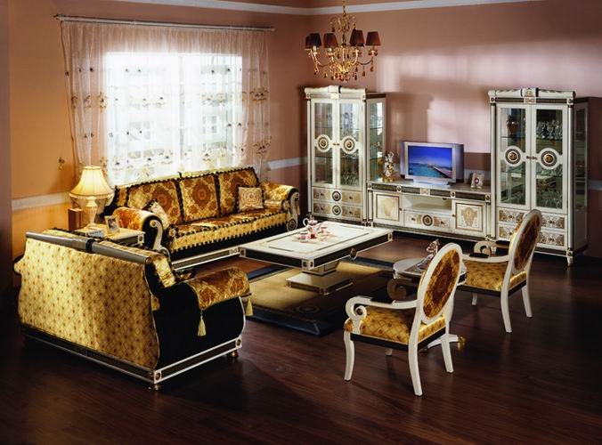 Versace furniture 2 furniture classic for Mobili versace